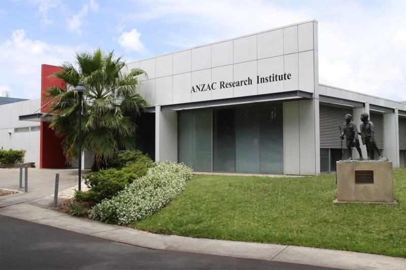 ANZAC Research Institute Building