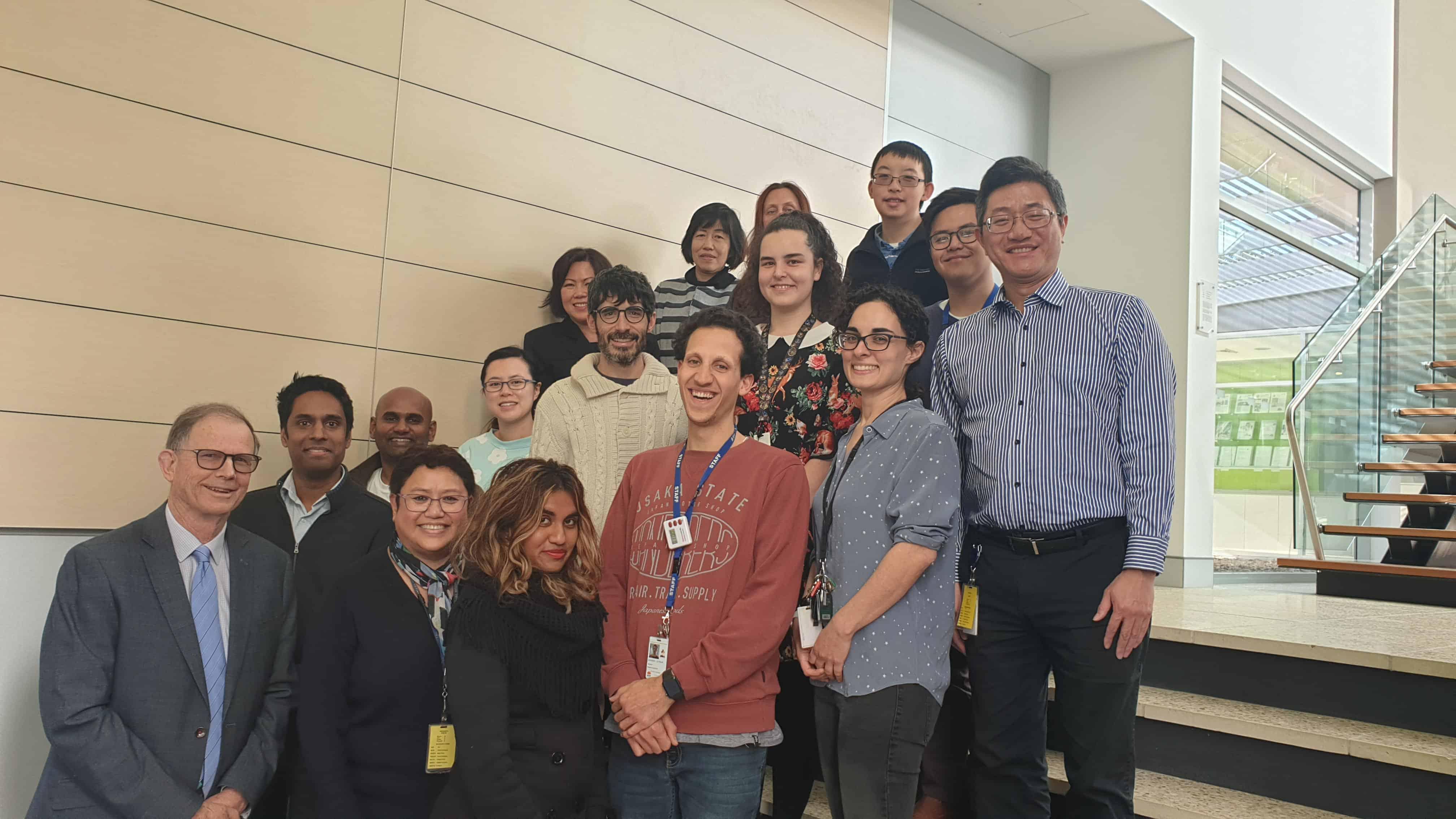 Neurobiology Lab Photo June 2019
